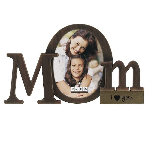 Mother's Day Gifts Bronze Mom Picture Frame