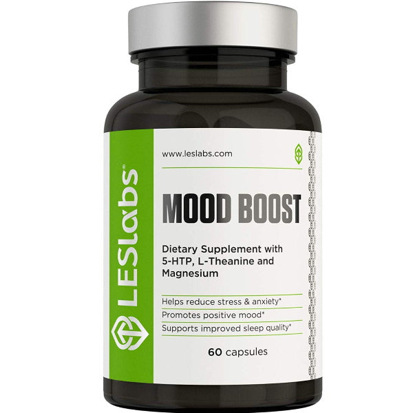 Mood Boost, Anxiety Relief Supplement, Stress Relief, Mood Enhancer & Sleep Aid
