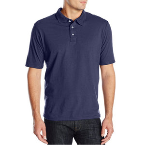 Golf Clothes | Hanes Men's X-Temp Performance Polo Shirt