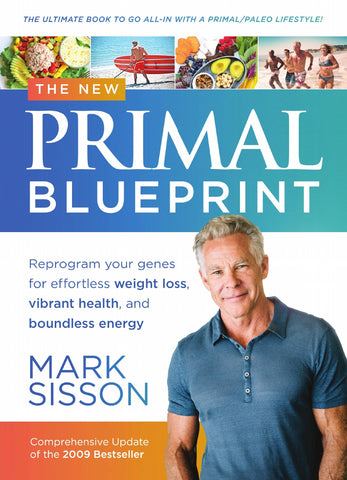Primal Blueprint by Mark Sisson