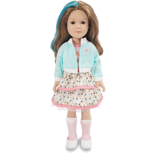 "Dolls |  Madame Alexander 14""  Kindness Club Paisley Doll"