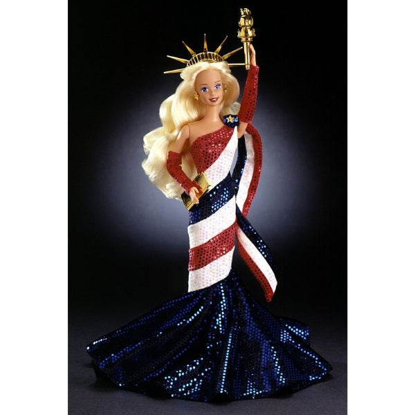 Barbie Dolls | Patriotic Statue of Liberty Barbie® Doll