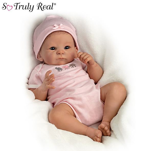 Dolls |  Little Peanut Ashton Drake Baby Doll