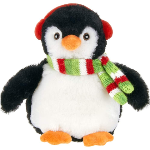 Bearington Flurry Plush Stuffed Animal Penguin
