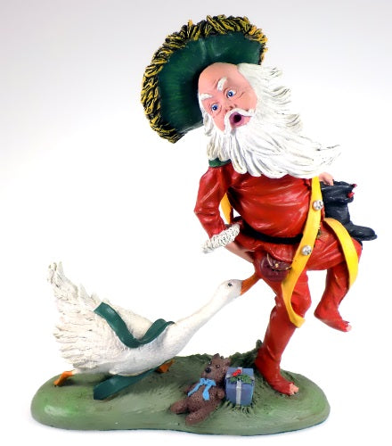 Holiday | Christmas Santa Claus Figurine Pinch of Adventure