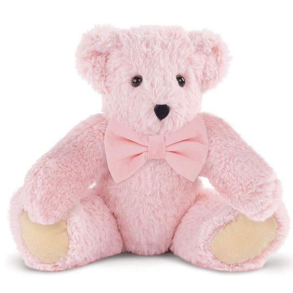 Plush | Vermont Teddy Bear Pink, Floppy Bear