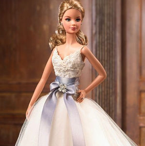 Barbie Dolls | Monique Lhuillier Bride Barbie (Platinum Label)