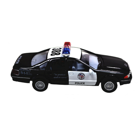 Hobby | Die-cast Police Car