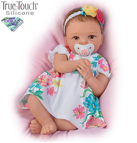Ashton Drake Dolls Pretty And Petite Presley Baby Doll