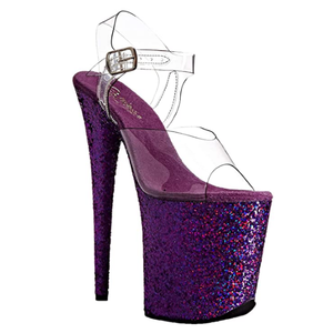 Sexy Shoes Purple Stiletto Heels