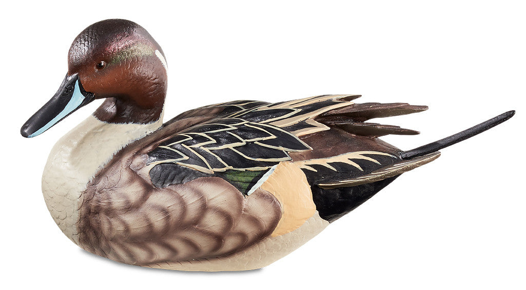 Duck Decoys | Quarter Size Pintail Decoy 1/4 Size by Sam Nottleman