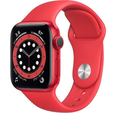 Apple Watch Series 6 RED Sport Band