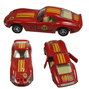 Hobby | Die-cast Red Racing Car