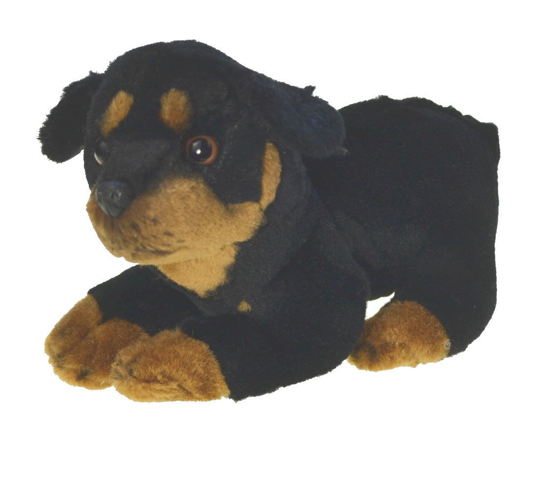 Plush | Rottweiler Dog Puppy Plush Animal