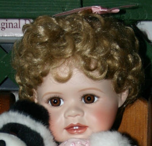 Collectible Hamilton Dolls Samantha By Connie Walser Derek