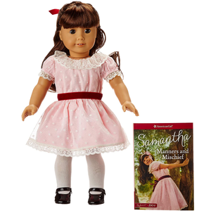 American Girl Dolls | Samantha Doll & Paperback Book