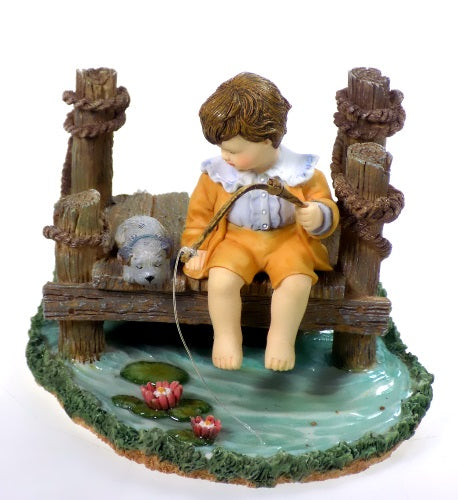 Fishin Buddies Sandra Kuck Figurines