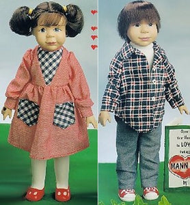 Dolls | Katie and Buddy Dolls From Sarah's Gang Set