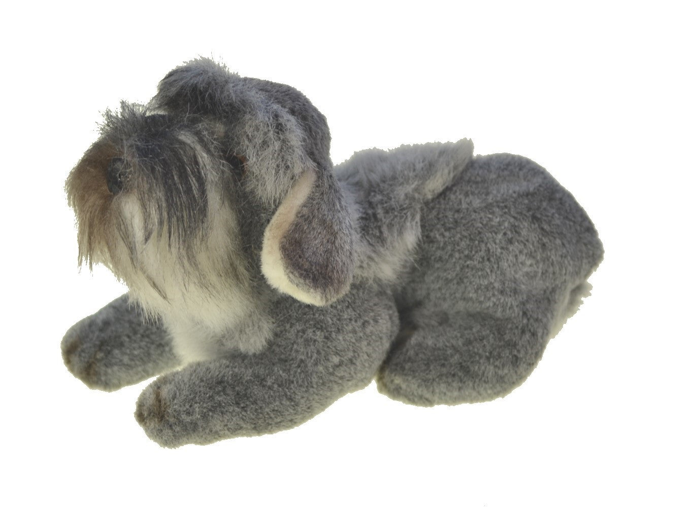 Plush | Schnauzer Dog Puppy Plush Animal
