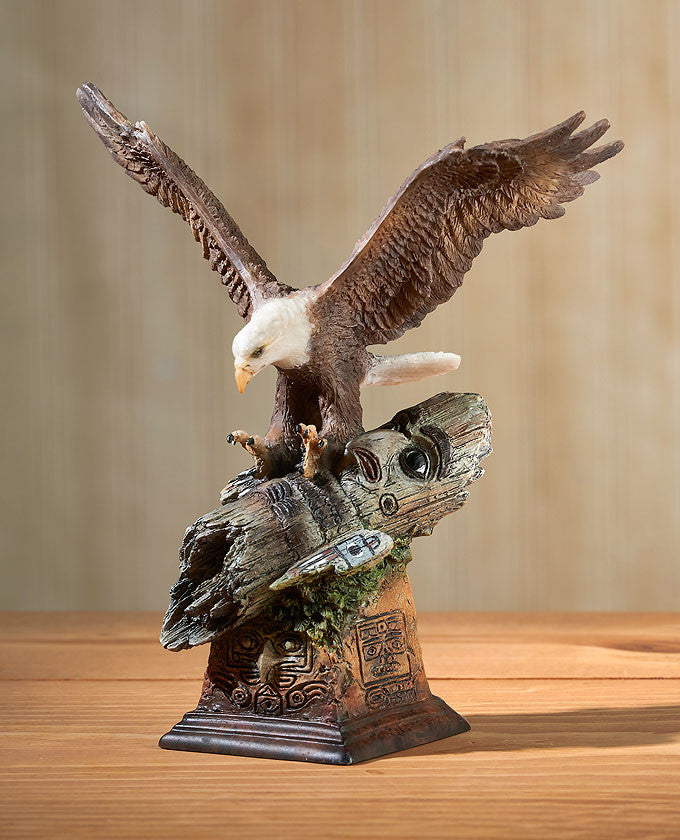 Wildlife |  Bald Eagle Figurine Sculpture