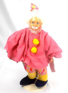 Dolls | Show Stoppers Cleo Clown Doll