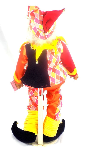 Dolls | Show Stoppers Cyrano Jester Doll