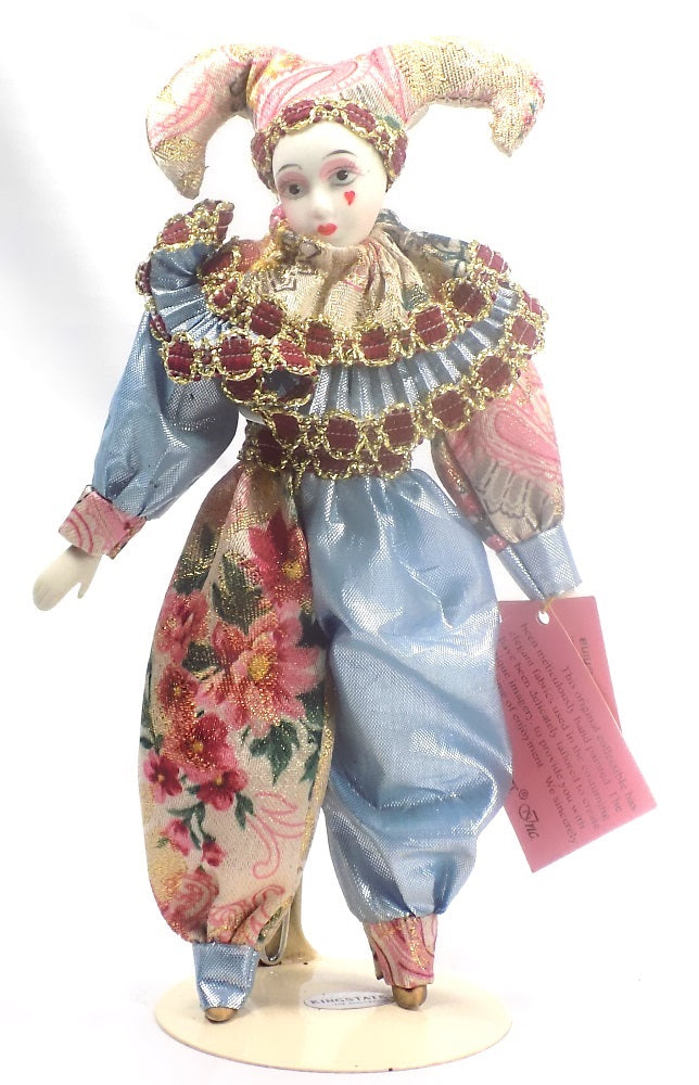 Dolls | Show Stoppers Grande Jester Doll