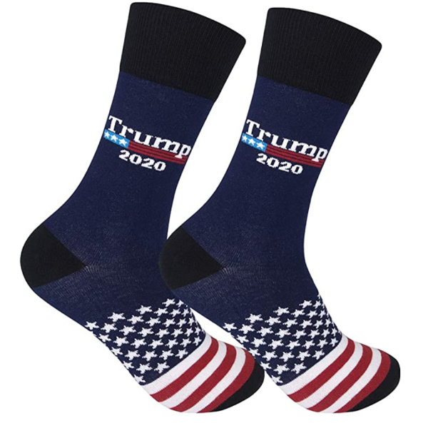 Trump 2020 Original Crew Socks for Men and Women