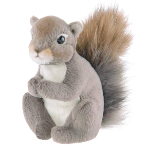 Plush | Bearington Lil' Peanut Plush Stuffed Animal Squirrel