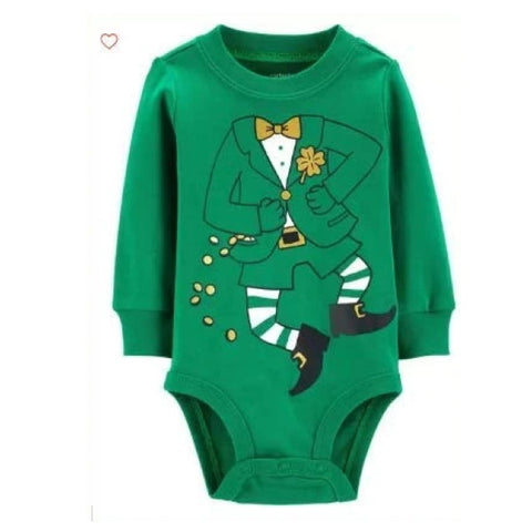 Baby Boy Clothes St. Patrick's Day