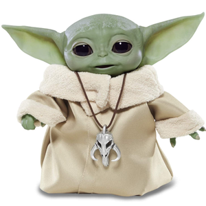 Star Wars Yoda The Child Animatronic Edition 7.2-Inch-Tall Toy by Hasbro