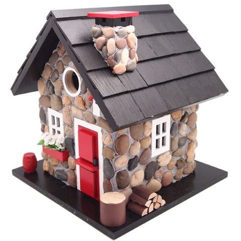 Birdhouses |  Windy Ridge Birdhouse, Stone