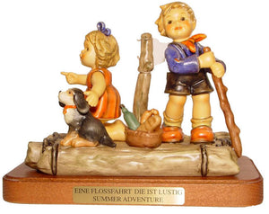 Figurines | M. I. Hummel Summer Adventure HUM 2124