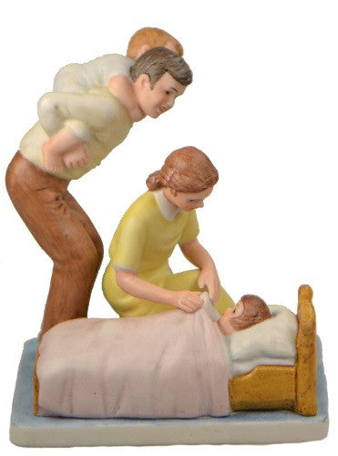 Figurines | Norman Rockwell Figurine Sweet Dreams
