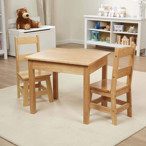 Melissa & Doug Tables & Chairs 3-Piece Set