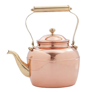 Home Decor | Copper Tea Kettle