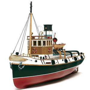 Hobby | Ulysess Tugboat 1:30 Scale Model Kit