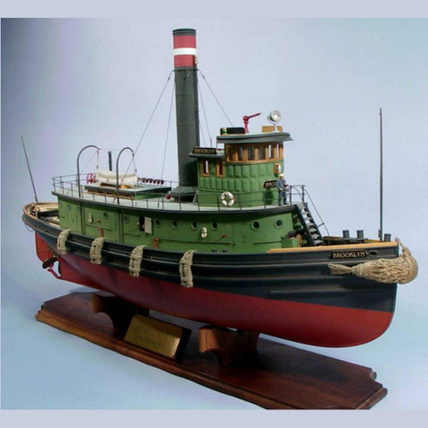 Hobby | Dumas Brooklyn Tugboat