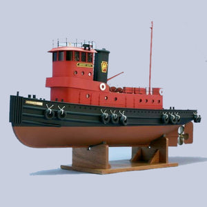 Hobby | Dumas The Jersey City Tug Boat Kit