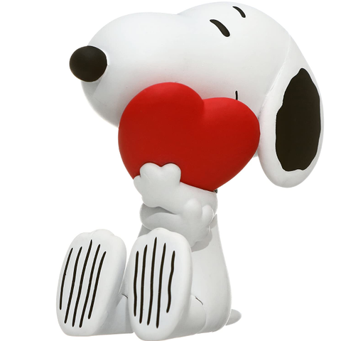Snoopy with Heart Valentine Gift