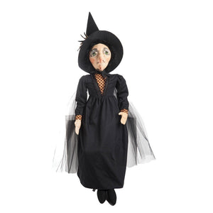 For Sale Joe Spencer Velma Witch Gathered Traditions Art Doll
