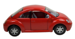 Hobby | Die-cast Volkswagen Beetle Red Car