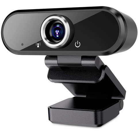 Webcam with Microphone Web Camera for Video Calling