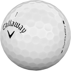Copy of Golf Equipment | Callaway Golf Supersoft White Golf Balls