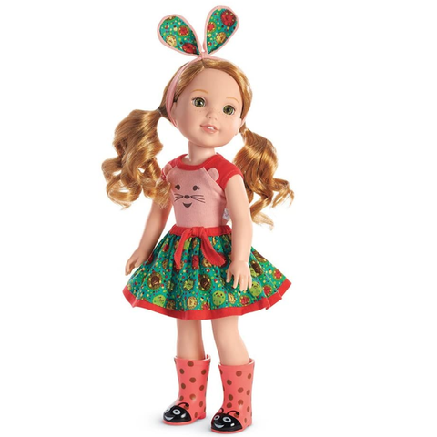 American Girl Dolls |  American Girl WellieWishers Willa Doll