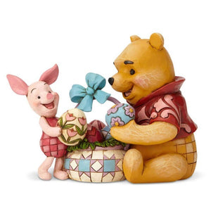 Collectibles | Jim Shore  Disney Enesco Pooh and Piglet Easter Figurine