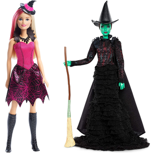 Barbie Dolls |  Barbie Halloween Witch Dolls