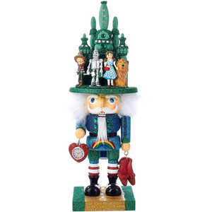 Wizard of Oz Kurt Adler Hollywood Nutcracker 16-Inch