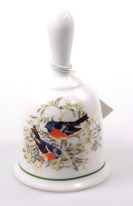 Woodland Birds Bell and Vase Available today at One Great Shop