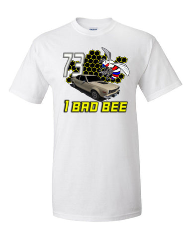 1 Bad Bee - AMC Hornet Short sleeve t-shirt